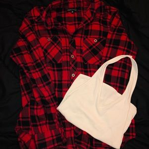Kendall&Kylie Flannel